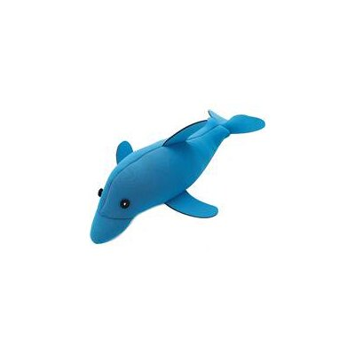 Water Buddy Dolphin Dog Toy in Blue