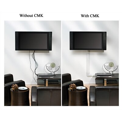 OmniMount CableManager Wall Cable Management System
