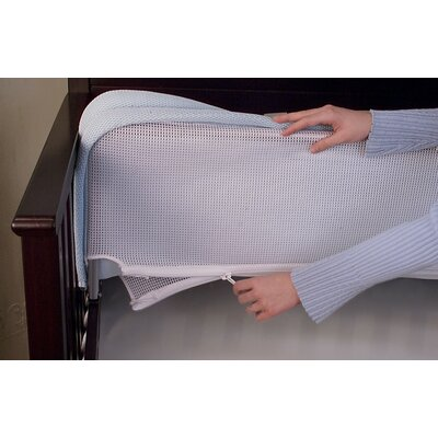 Secure Beginnings Contemporary Curves Crib Mattress Base with Sleep Surface