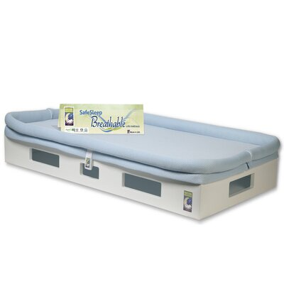 Secure Beginnings Safesleep Breathable Crib Mattress