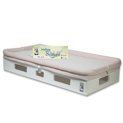 Secure Beginnings Additional Crib Mattress Sleep Surface