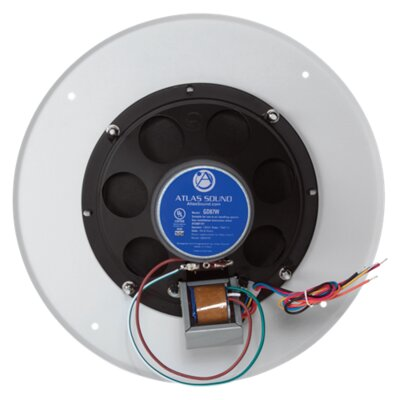 "Atlas Sound 8"" 25W Ceiling Speaker"