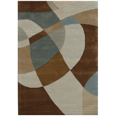Acura Rugs Ashley Swirl Multi Rug