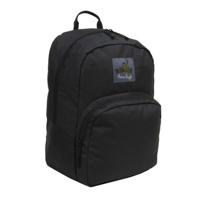 Peace Frogs Day Trippin Backpack in Black