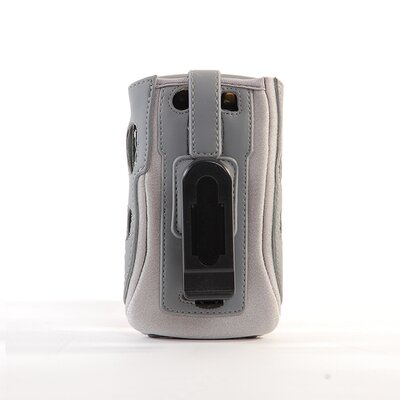 Gut Cases Blackberry Storm Sport Sleeve Case with Clip in Gray