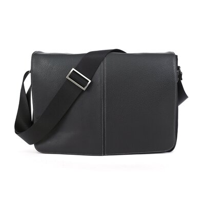 Boconi Tyler Tumbled Messenger Bag