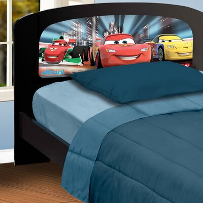 Delta Children Disney Cars Twin Headboard