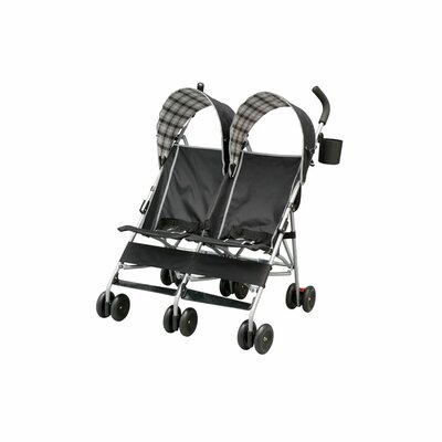 City Street Side by Side Stroller