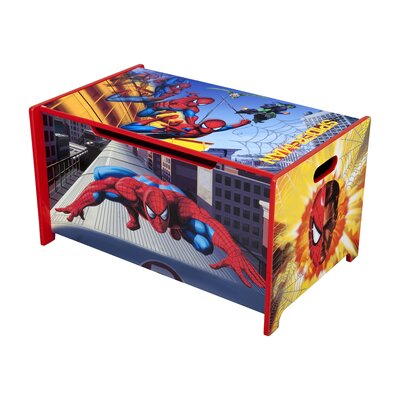 Delta Children Spiderman Toy Box