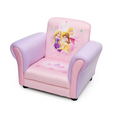 Delta Children Disney Princess Kids Club Chair