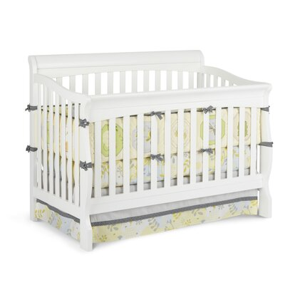 Delta Children Silverton Sleigh Convertible Crib