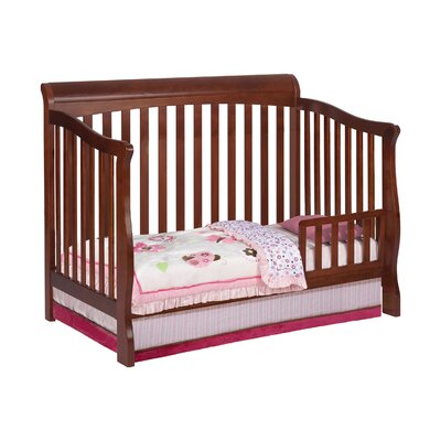 Delta Children Silverton Sleigh Crib Set