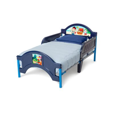 Delta Children Disney Jake Toddler Bed