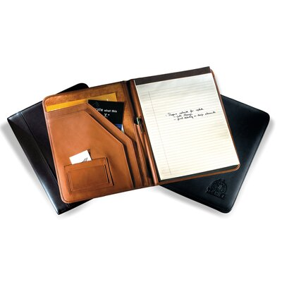 Andrew Philips Florentine Napa Deluxe Writing Pad Holder
