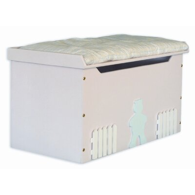 Bear Toy Box