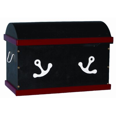 Pirate Toy Chest