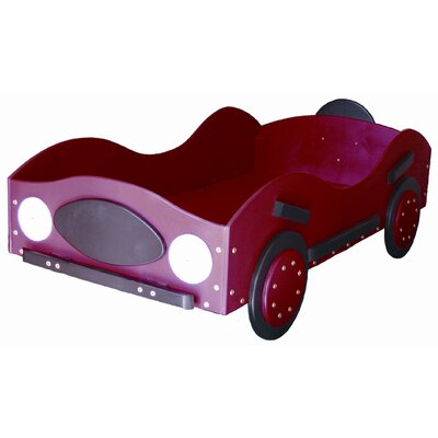 Just Kids Stuff New Style- Race Car Toddler Bed