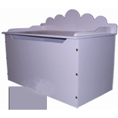 Just Kids Stuff Cloud Back Toy Box