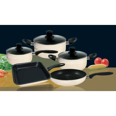Danico 8-Piece Cookware Set