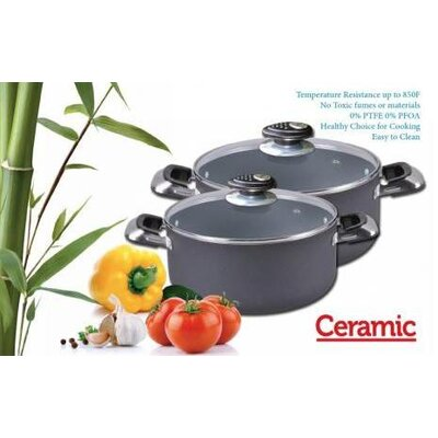 Danico Imperial Healthy Choice Stock Pot with Lid