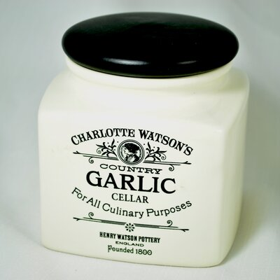 Henry Watson Charlotte Watson Garlic Cellar in Cream