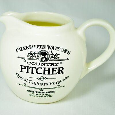 Henry Watson Charlotte Watson One Pint Jug in Cream