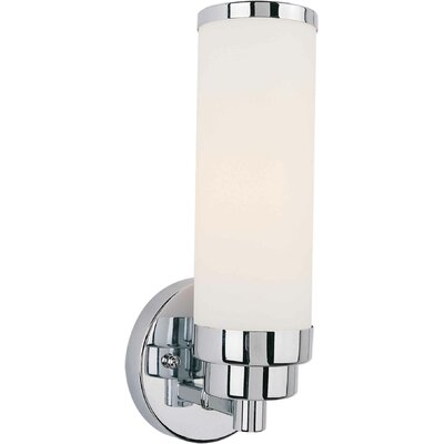 Forte Lighting 1 Light Vanity Light