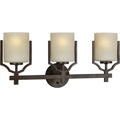 Forte Lighting 3 Light Vanity Light