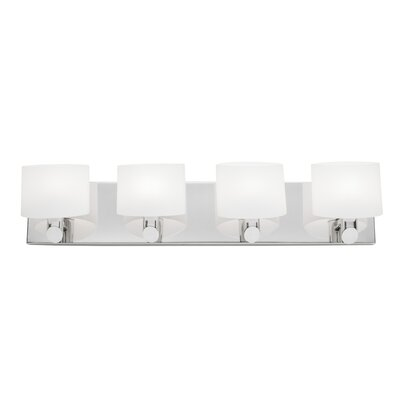 Artcraft Lighting Courtleigh 4 Light Bath Vanity Light