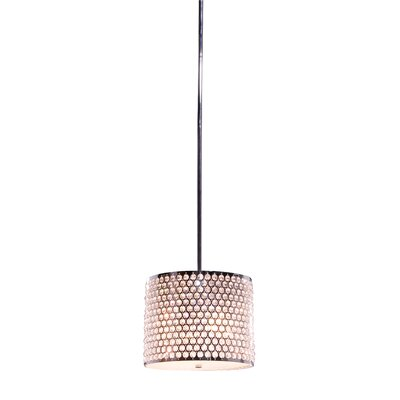 Artcraft Lighting Concentrix Oval Drum Pendant