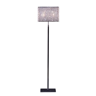 Artcraft Lighting Concentrix 2 Light Floor Lamp