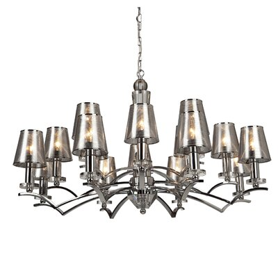 Artcraft Lighting Brera 16 Light Chandelier