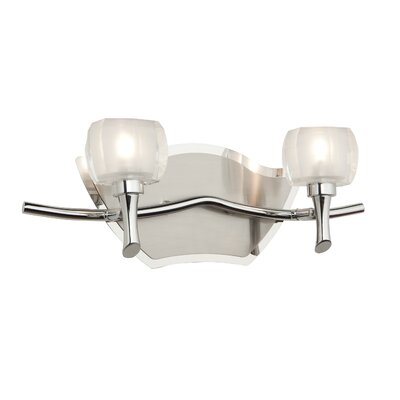 Artcraft Lighting Monroe 2 Light Wall Sconce