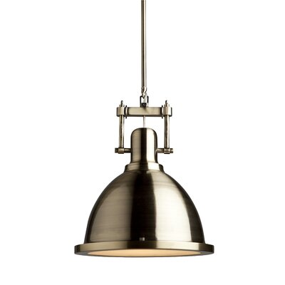 Artcraft Lighting Broadview 1 Light Pendant