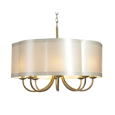 Artcraft Lighting Richmond 8 Light Drum Pendant