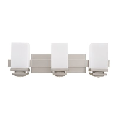 Artcraft Lighting Metropolitan 3 Light Bath Vanity Light