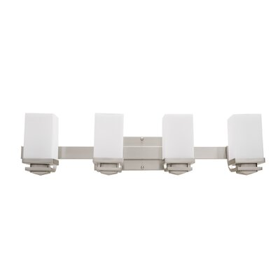 Artcraft Lighting Metropolitan 4 Light Bath Vanity Light