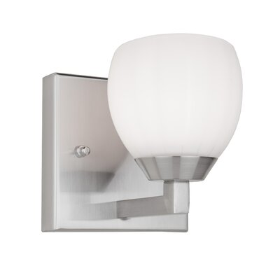 Artcraft Lighting Oakland 1 Light Bath Vanity Light