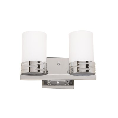 Artcraft Lighting Seattle 2 Light Vanity Light