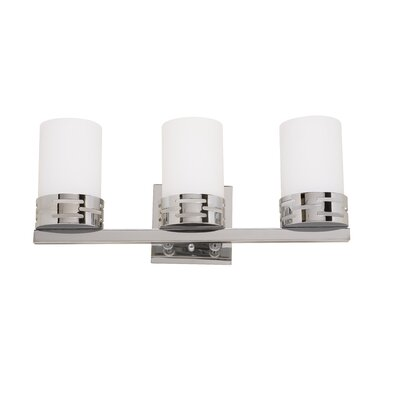 Artcraft Lighting Seattle 3 Light Vanity Light