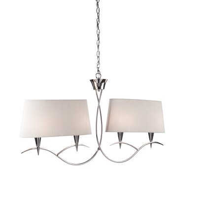 Artcraft Lighting Oslo 4 Light Kitchen Island Pendant
