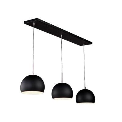 Artcraft Lighting On The Spot 3 Light Kitchen Island Pendant