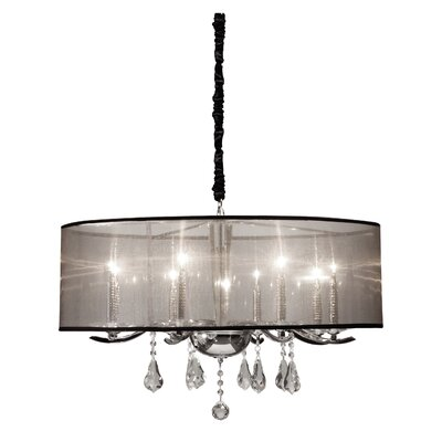 Contessa 8 Light Chandelier