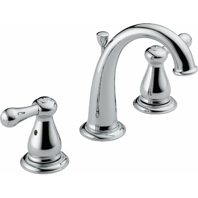 Leland Widespread Bathroom Faucet with Double Lever Handles - 3575LF