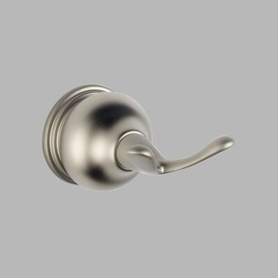 Delta Traditional Double Robe Hook