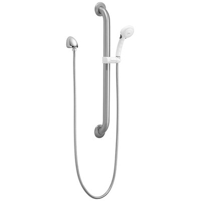 Delta Two Function White Volume Control Hand Shower Valve