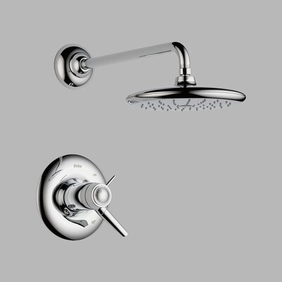 Delta Rizu 17T Series Dual Control Assure Shower Trim