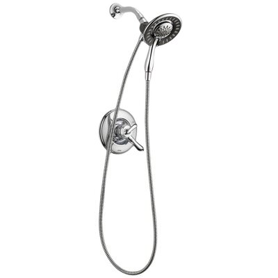 Delta Linden Monitor 17 Series Shower with In2ition® Two-in-One Shower