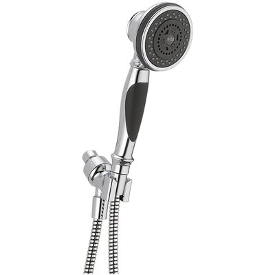 Delta Traditional 3 Function Volume Control Hand Shower