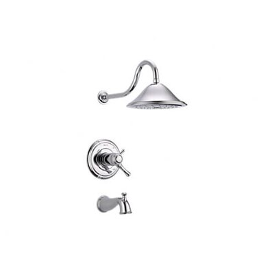 Delta Cassidy MultiChoice 17T Series Tub and Shower Trim